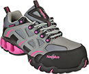 Water Resistant Women's Steel Toe Shoes