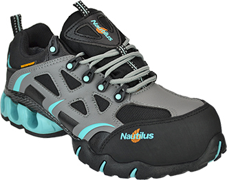Women's Nautilus Composite Toe WP Metal Free Work Shoe 1852