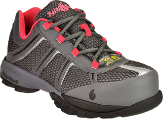 Women's Nautilus Steel Toe Work Shoe N1393