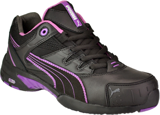 Women's Puma Steel Toe Work Shoe 642885