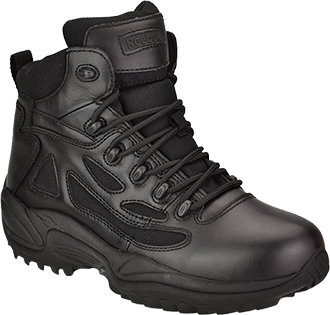 "Women's Reebok 6"" Composite Toe Metal Free Side-Zipper Work Boot RB864"