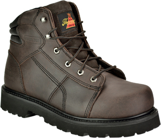 "Women's Thorogood 6"" Steel Toe Work Boot 804-4650(Wide Only)"