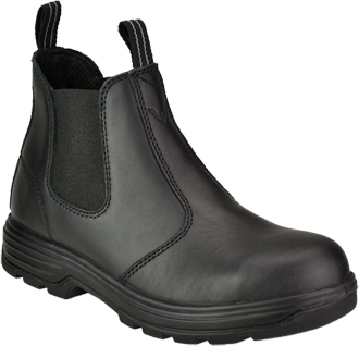 "Women's Thorogood 6"" Steel Toe Slip-On Work Boot 804-6026(Wide Only)"
