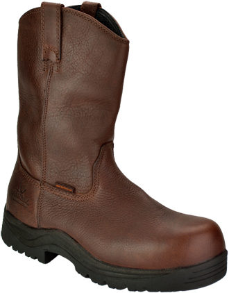 "Women's Thorogood 10"" Composite Toe WP Wellington Metal Free Work Boot 804-4910 (Wide Only)"