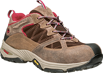 Women's Timberland Alloy Toe Hiker Work Shoe 90666