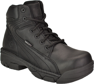 "Women's Wolverine 6"" Composite Toe Metal Free Work Boot W02677"
