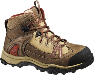 Women's Wolverine Steel Toe Work Shoe W02210