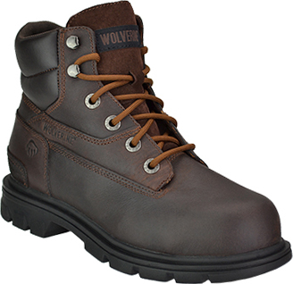 "Women's Wolverine 6"" Steel Toe Work Boot W10029"