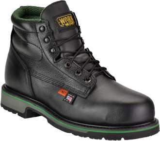 "Men's Work One 6"" Steel Toe Metguard Boot (U.S.A.) 1700"