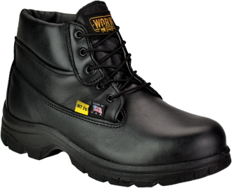 "Women's Work One 6"" Steel Toe Metguard Boot (U.S.A.) 8708 - Was $149.99"