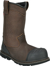 Men's Avenger Composite Toe WP Rugged Wellington Work Boot 7876