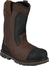 Men's Avenger Composite Toe WP Metal Free Wellington Metguard Work Boot 7896