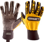 Men's Impacto 1-Pair DRYRIGGER Oil and Water Resistant Gloves