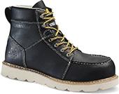 Men's Caterpillar Steel Toe Moc Toe Wedge Sole Work Boot P90940