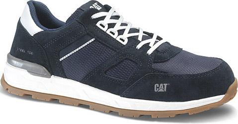 f2dc132e7d23 Men s Caterpillar Steel Toe Woodward Retro Work Shoe P91000  Steel-Toe-Shoes .com