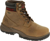 "Women's Caterpillar 6"" Steel Toe WP Work Boot P90443"