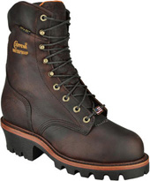 Clearance (9 Wide ONLY) Men's Chippewa Boots 9