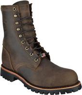 Men's Chippewa Boots 8