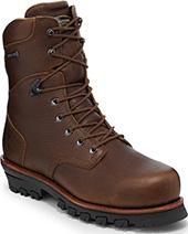 Men's Chippewa Boots 9