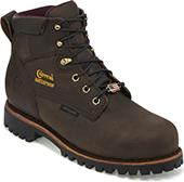 Men's Chippewa Boots 6