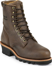 CLEARANCE (8 Medium & 10.5, 12 Wide) Men's Chippewa Boots 8