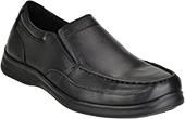 Men's Florsheim Steel Toe Moc Toe Slip-On Work Shoe FS208