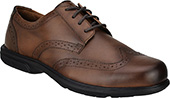Men's Florsheim Steel Toe Wing Tip Work Shoe FS2023