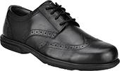 Men's Florsheim Steel Toe Wing Tip Work Shoe FS2024