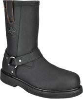 Side-Zipper - Boots: Steel-Toe-Shoes.com