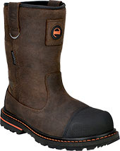 Men's Hoss Cartwright II Composite Toe WP Wellington Work Boot 90215