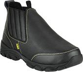 Men's Iron Age Galvanizer Steel Toe Slip-On Metguard Work Boot IA5210
