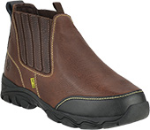 Men's Iron Age Galvanizer Steel Toe Slip-On Metguard Work Boot IA5220