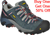 Women's KEEN Utility Steel Toe Work Shoe 1012784