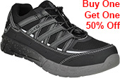 CLEARANCE - Men's KEEN Utility Aluminum Toe Wedge Sole Work Shoe 1017070