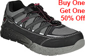 Women's Keen Aluminum Toe Wedge Sole Work Shoe 1017073
