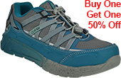 CLEARANCE - Women's KEEN Utility Aluminum Toe Wedge Sole Work Shoe 1017074