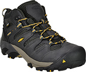 Men's KEEN Utility Lansing WP Steel Toe Mid Work Boot 1018079