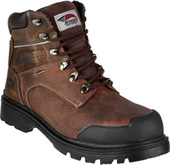 "Men's Avenger 6"" Steel Toe WP Work Boot 7258"