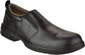 Men's Caterpillar Steel Toe Slip-On Work Shoe P90098