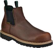 Men's Georgia Boot Steel Toe Slip-On WP Work Shoe GR530