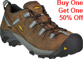 Men's KEEN Utility Steel Toe Work Shoe 1007012