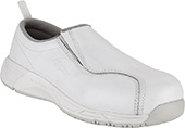 Men's Nautilus Composite Toe Slip-On Wedge Sole Work Shoe 1606