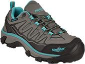 Women's Nautilus Steel Toe WP Hiker Work Shoe N2268