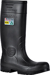 Men's Cofra New Tanker Steel Toe WP/Insulated Rubber Boots 00010-CU7