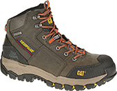 Men's Caterpillar Steel Toe WP Mid Hiker Work Boot P90613