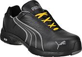 Women's Puma Steel Toe Work Shoe 642855-GWP105