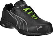 Women's Puma Steel Toe Work Shoe 642855-GWP107