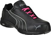 Women's Puma Steel Toe Work Shoe 642855-GWP103
