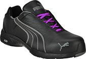 Women's Puma Steel Toe Work Shoe 642855-GWP104
