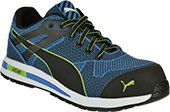 Men's Puma Composite Toe Wedge Sole Metal Free Work Shoe 643065